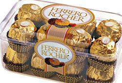 'Çikolata devi' Ferrero Türkiye'yi seçti