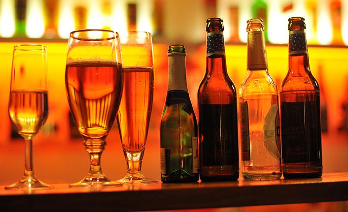 Alkol damar yaşlanmasına neden oluyor