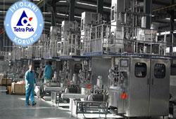 Tetra Pak'tan yeni ürün geliştirme merkezi