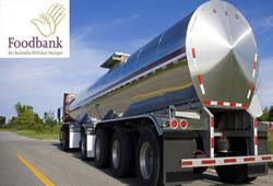 Yoksullar için bir milyon litre süt