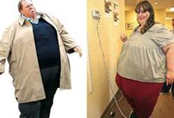 AB Bölgesi obeziteye teslim!
