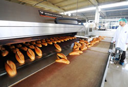 Ankara'da ekmekte gramaj zamı