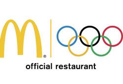 McDonald's sporu destekliyor