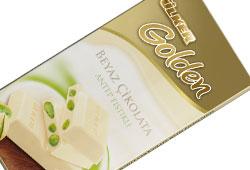 Ülker'den Antep fıstıklı beyaz çikolata