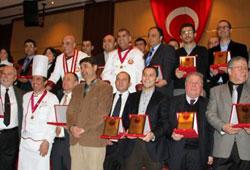 Aşçılar Derneği 15. yılını kutladı