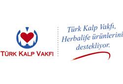 Herbalife'ın kalbi, TKV ile birlikte atıyor