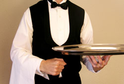 Garsona işgüvenliği şartı geldi!