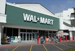 Wal-Mart'ın saatlik kazancı 2 milyon dolar!