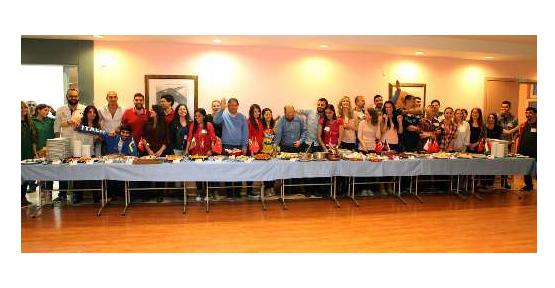 Adana'da akademik yemek şovu