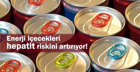 Bu içecekler hepatit riskini artırıyor