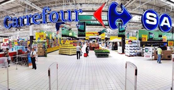 CarrefourSA Kayseri'den çekildi