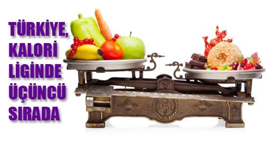 Dünya kalori sıralaması açıklandı