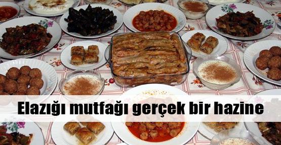Elazığ'ın lezzet hazinesi keşfe hazır