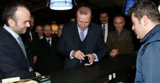 Erdoğan, gençliğinde çorbacıda çalışmış