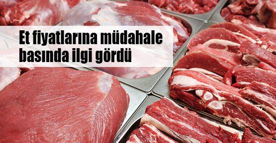 Et fiyatları basına nasıl yansıdı?