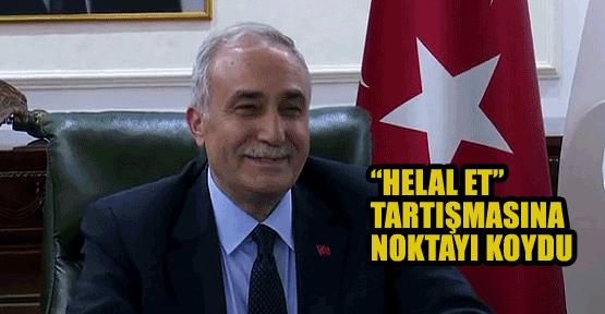 Kılıçdaroğlu'na 'helal et' cevabı