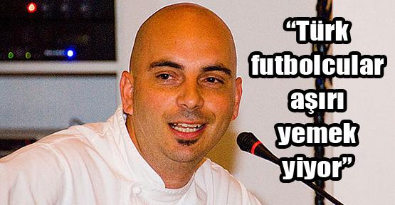 Fatih Terim mutfakta da devrim istiyor