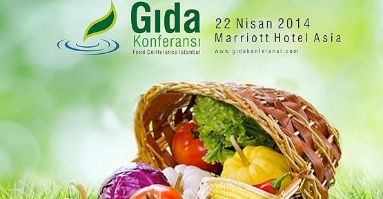 Gıda Konferansı Salı günü başlıyor