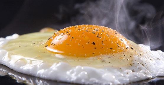 Günde 45 milyon yumurta tüketiyoruz