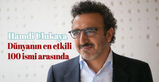 Hamdi Ulukaya TIME 100 listesinde