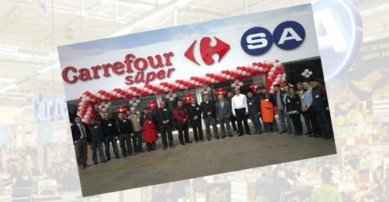 CarrefourSA 2014'e hızlı girdi