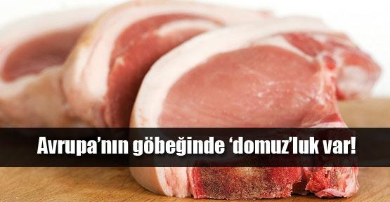 İnsanlık bitti, domuzluğa başladılar!