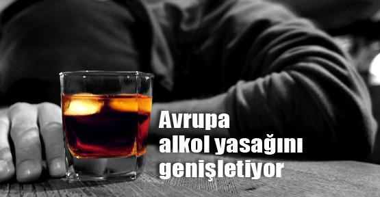 Alkol tüketimine sağlık freni