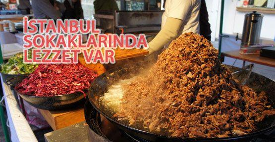 İstanbul sokaklarında lezzet turu