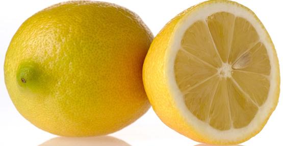 Limonu sofranızdan eksik etmeyin