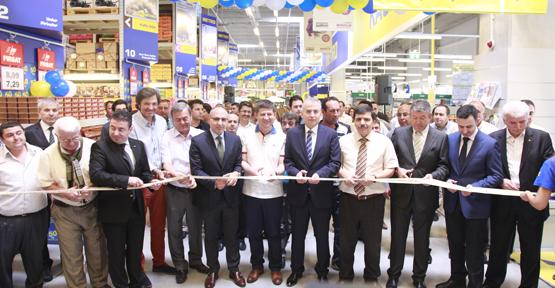 Metro, 31. mağazasını Denizli'de açtı