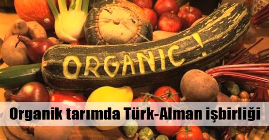 Organik tarımda dev işbirliği