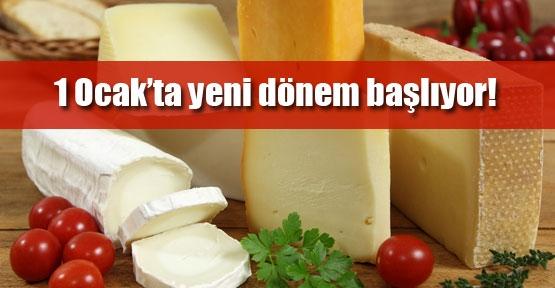 Peynirde yeni dönem başlıyor