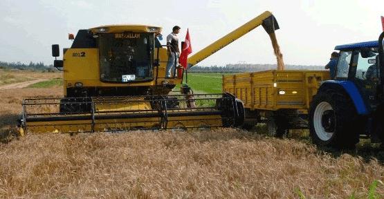 Polatlı'da çiftçiler TZOB'a isyan etti
