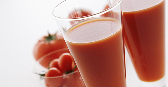 Ramazan'da domates suyu için