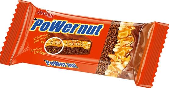 Saray PoWernut ile güç sende