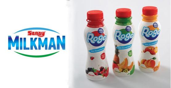 Saray'dan herkes için Milkman Rogo