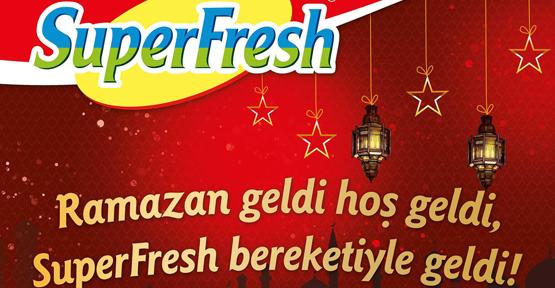 SuperFresh'ten Ramazan kampanyası