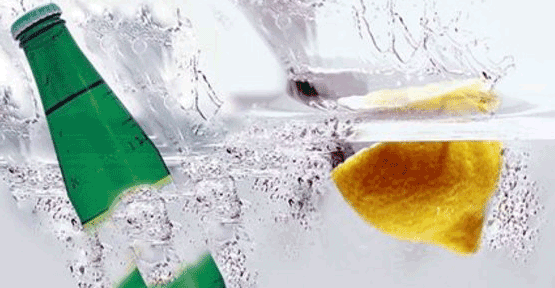 Süt içemeyen maden suyu içsin