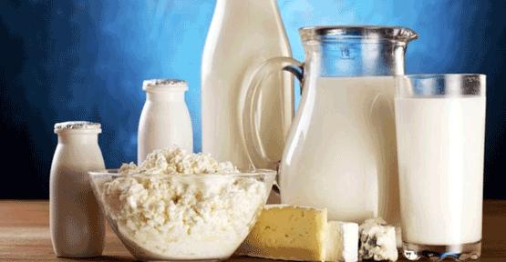 Süt ürünleri istatistikleri açıkladı