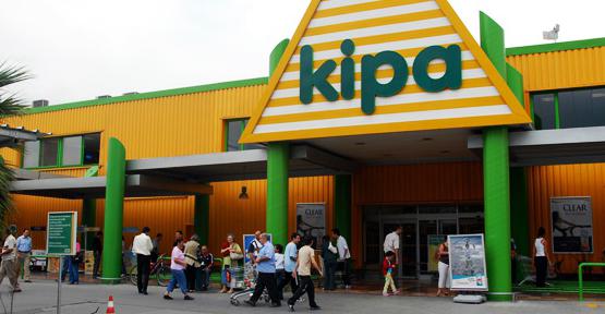 Tezco Kipa 3 mağaza kapattı