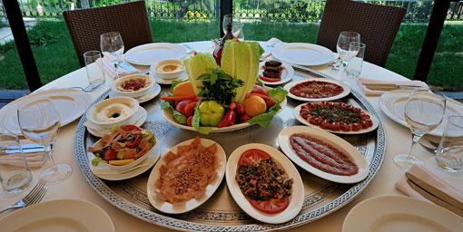 Can 'boğazdan' lezzet Lübnan'dan geliyor!