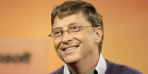 Bill Gates'ten GDO araştırmalarına destek