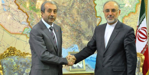 İran'la mutabakat zabtı imzalandı