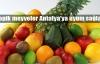 Antalya tropik meyve merkezi oluyor