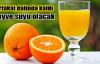 Antalya'da portakal hüsranı yaşanıyor