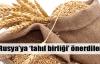 Araplar Rusya'yla 'tahıl birliği' kuracak