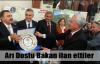 Eroğlu 'Arı Dostu Bakan' ilan edildi