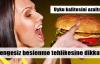 Fast Food uyku kalitesini azaltıyor