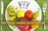 Her diyet bir şartla sonuç veriyor