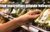 Marketler sebze-meyveye el attı